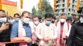 Assam CM Sarbananda Sonowal inaugurates Ganeshguri flyover in Guwahati; state to get 16 more flyovers