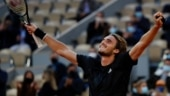 French Open 2020 semi-finalist Stefanos Tsitsipas' mother also 'part' of coaching set-up headed by his father