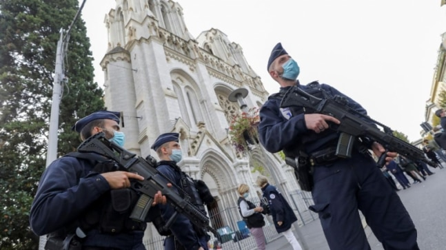 'Never flagged as danger, travelled unimpeded': All you need to know about the Paris church attacker