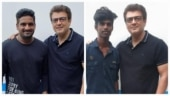 Thala Ajith's latest pics from Valimai sets go viral. Seen it yet?