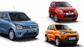 Maruti Suzuki Alto, S-Presso, WagonR have offers up to Rs 48,000 in October 2020, here are the details