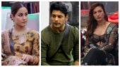Gauahar and Hina Khan complain to Bigg Boss about Sidharth Shukla for cheating