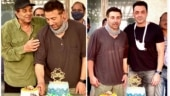 Inside Sunny Deol's 64th birthday bash. See pics