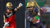 RCB vs KKR Live Score Streaming: How and Where to watch live telecast of Bangalore vs Kolkata match