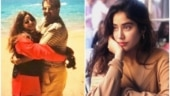 Janhvi Kapoor shares precious throwback pic of parents Sridevi and Boney Kapoor
