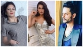 Bigg Boss 14 wildcard entry Shardul Pandit gets in a fight with Naina Singh and Kavita in new video