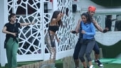 Bigg Boss 14 Day 11 Written Update: Nikki Tamboli abuses Jasmin during the immunity task