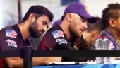 KKR coach Brendon McCullum trolled after loss to RCB: 'McCullum drawing rangoli with dots played by batsmen'