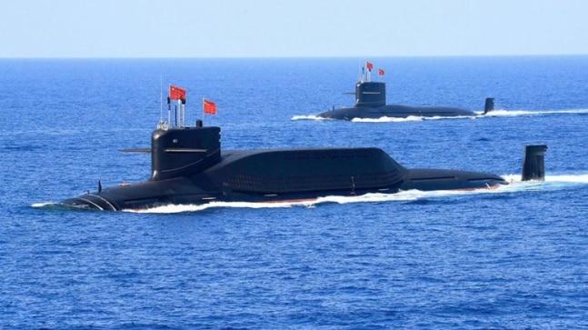 China preserves Julang series missile testing submarine at Qingdao naval museum