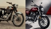 Royal Enfield Classic 350 vs Honda H'ness CB350: Prices, specifications compared