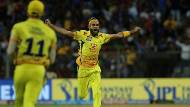 IPL 13: It was painful to see Du Plessis carrying drinks, says CSK spinner  Tahir - glbnews.com