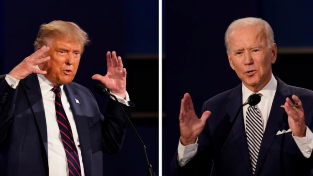 Not acceptable: Donald Trump pulls out of virtual presidential debate with Joe Biden