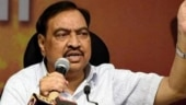 Curious case of Eknath Khadse. What's sulking Maha BJP leader up to?