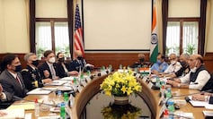 India-US talks LIVE: Will discuss China's threat to security, says Pompeo