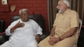 Keshubhai Patel and Narendra Modi: Destinies intertwined in Gujarat politics