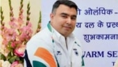 London 2012 Olympic medallist Gagan Narang's pistols and rifles worth Rs 1.3 crore wrecked in Hyderabad floods