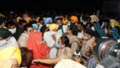 Farm bills protest: Akali Dal's Sukhbir, Harsimrat Badal briefly detained in Chandigarh