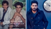 Hrithik Roshan is glad he and Kunal Kapoor don't look like this, but Abhishek Bachchan loves it