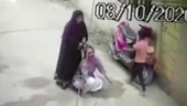 Watch: Woman beats up elderly mother-in-law as child records brutal assault in Hyderabad