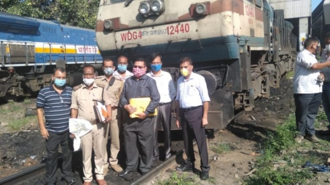 Assam forest dept seizes rail engine, claims over speeding killed two wild elephants  - India Today RSS Feed  IMAGES, GIF, ANIMATED GIF, WALLPAPER, STICKER FOR WHATSAPP & FACEBOOK
