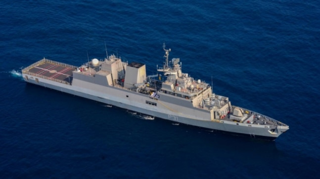 Indian Navy to commission anti-submarine warfare ship INS Kavaratti tomorrow  - India Today RSS Feed  IMAGES, GIF, ANIMATED GIF, WALLPAPER, STICKER FOR WHATSAPP & FACEBOOK