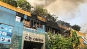 Mumbai mall fire: 20 hours on, operation to control blaze continues; 5 fire brigade personnel injured