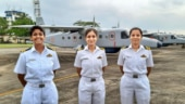 Indian Navy gets first batch of women pilots for Maritime Reconnaissance missions