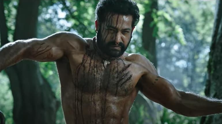 Ram Charan introduces Jr NTR, Komaram Bheem in RRR new teaser. Trending video - Movies News
