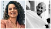 Kangana Ranaut leads Thalaivi team wishes on Gandhi Jayanti. Trending video