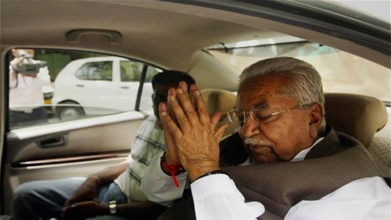 Keshubhai Patel Death: Former CM of Gujarat, Keshubhai Patel passed away. President Ram Nath Kovind, Narendra Modi among the others condoled.