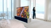 Rollable TV from LG now on sale, costs only Rs 63 lakh and some loose change