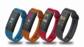 Keep a track of your fitness goals and more with these smart bands