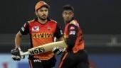 Sunrisers Hyderabad batsman Manish Pandey on Thursday
