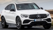 Made-In-India Mercedes-AMG GLC 43 4MATIC Coupe India launch details revealed