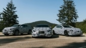 Mercedes-Benz confirms expansion of its electric EQ range; previews EQS, EQE and EQA