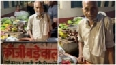 Agra has its own Baba Ka Dhaba. 90-year-old man selling kaanji bada loses income due to pandemic