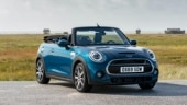 Mini Convertible Sidewalk Edition launched at Rs 44.90 lakh