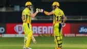 CSK only team to win in Dubai while chasing, Shane Watson and Faf du Plessis register record partnership vs KXIP