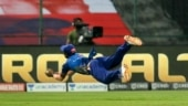 Tried to reach before the ball, had to dive in the end: Anukul Roy reacts to his extraordinary catch as sub for MI