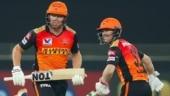 IPL 2020: Enjoy batting with Jonny Bairstow, says David Warner after 160-run opening partnership
