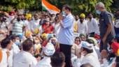 Arvind Kejriwal joins protest against farm laws at Jantar Mantar, says BJP betrayed farmers