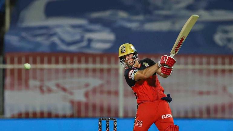 RCB batsman AB de Villiers. (Courtesy by BCCI)