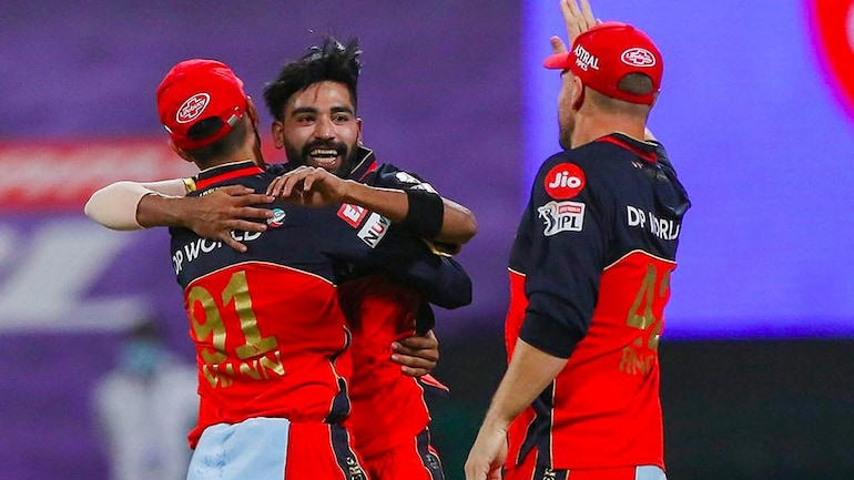 RCB vs KKR, IPL 2020: Mohammed Siraj's bowling spell led Royal Challengers Bangalore (RCB) to victory against Kolkata Knight Riders (KKR).