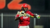 Chris Gayle unperturbed after falling for 99 vs RR: In my mind, I scored a 100