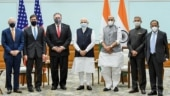 India, US sign crucial BECA deal aimed at tackling threats from China, Pakistan