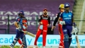 IPL 2020: Suryakumar Yadav stares at Virat Kohli as RCB captain tries to sledge MI star