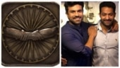RRR team releases new logo, says Jr NTR and Ram Charan will not fight for independence in film