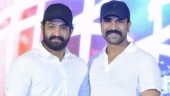 Ram Charan dubs in 5 languages for Jr NTR's Ramaraju for Bheem-promo from RRR