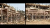 Fact Check: No, these images are not of the under-construction Ram Temple in Ayodhya