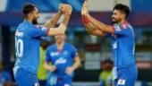 IPL 2020: Shreyas Iyer dons translator role, cracks up Pommie Mbangwa with Axar Patel joke